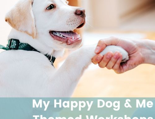 My Happy Dog & Me  – Themed Sessions